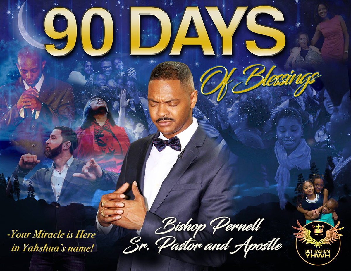 90 Days of Blessings