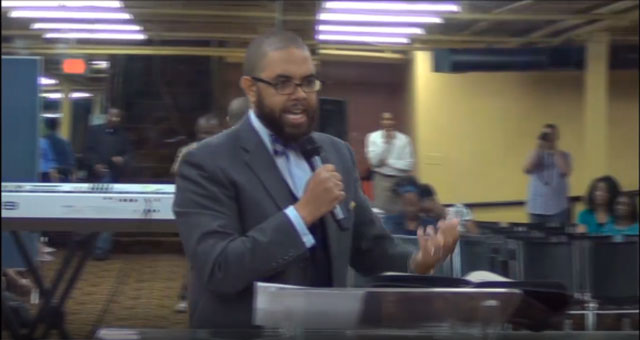 Minister Louis Jordan - Redefined In Christ